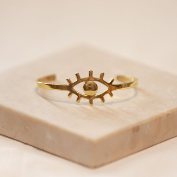 Bracelete Olho Vazado