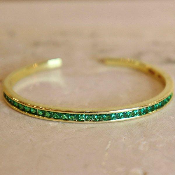 Bracelete Color - Verde