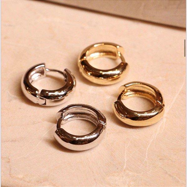 Argola Mini - Dourado