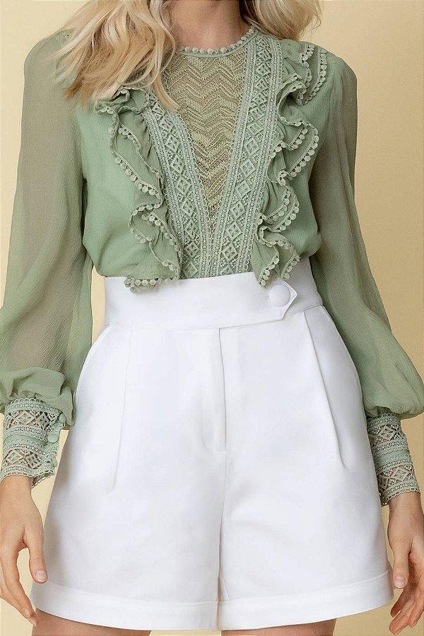 Shorts Carina - OFF WHITE