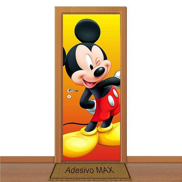 Adesivo de Porta - Mickey