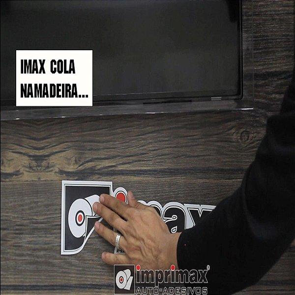Adesivo IMAX Branco (Rolo 5m x 1,22m)