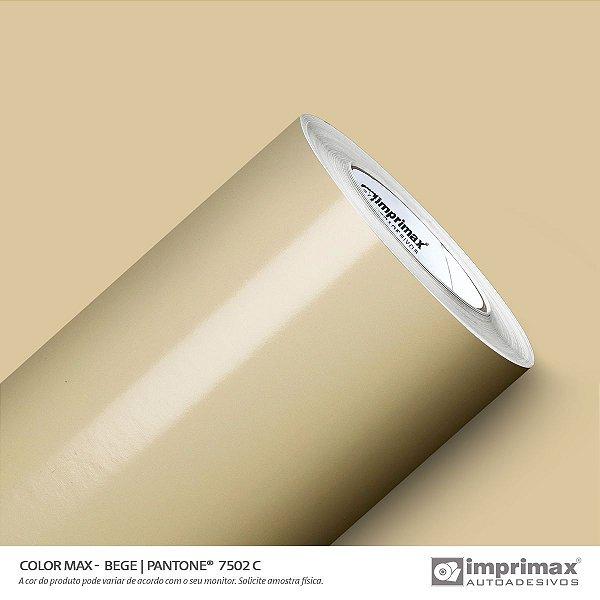 Adesivo Bege Efeito Laca para Mesa de Vidro (Largura 1m) - VENDA POR METRO
