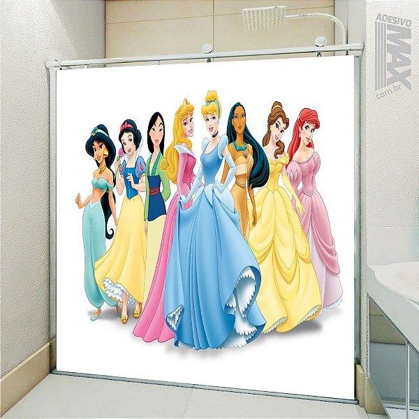 Adesivo Box - Princesas