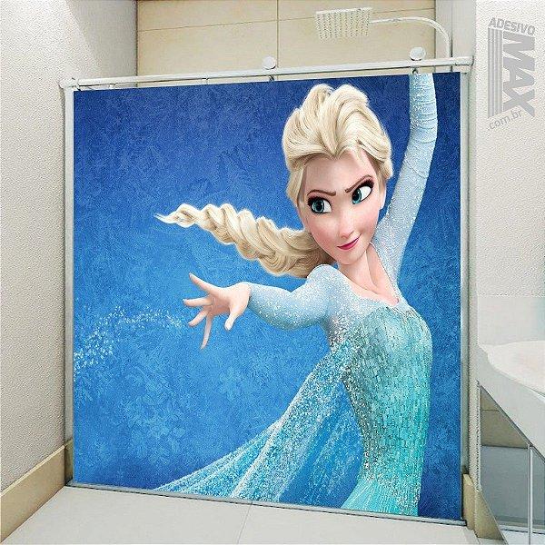 Adesivo Box - Frozen Elsa
