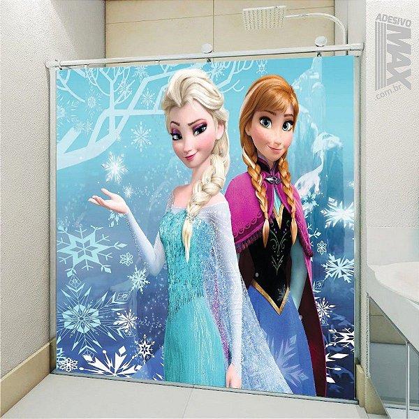 Adesivo Box - Frozen Anna e Elsa