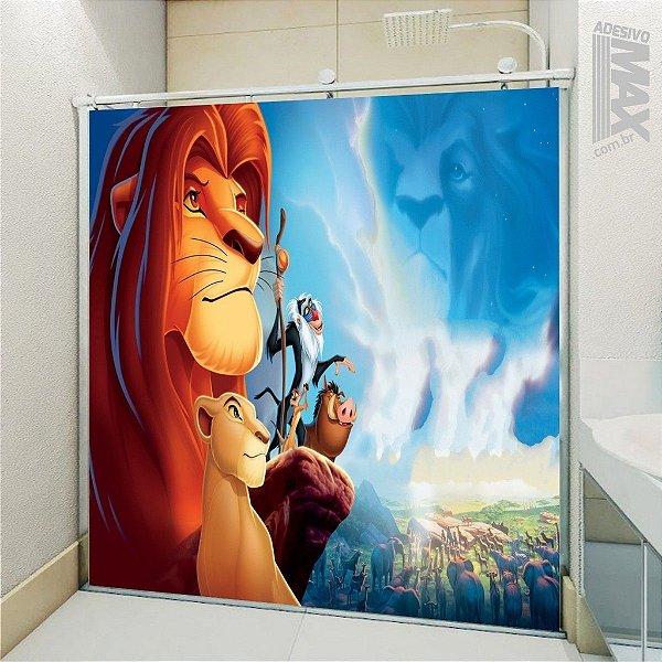 Adesivo Box - Rei Leão