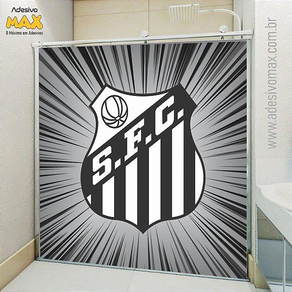 Adesivo Box - Santos