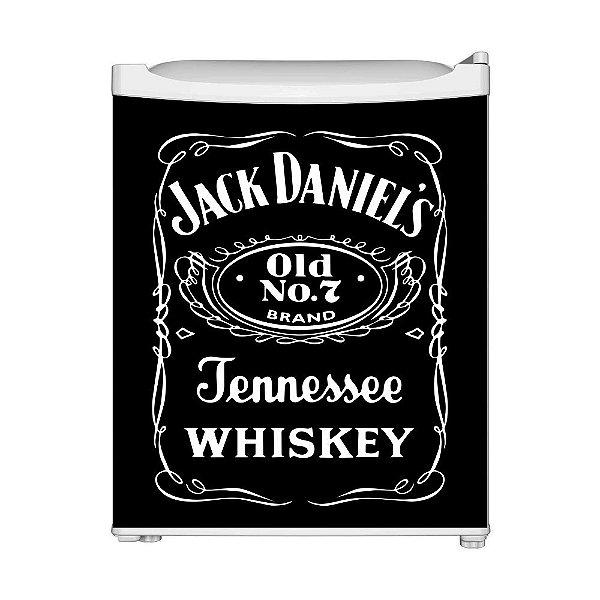 Adesivo Frigobar Porta - Jack Daniels