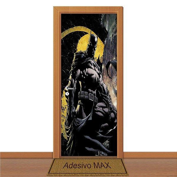 Adesivo de Porta - Batman 2