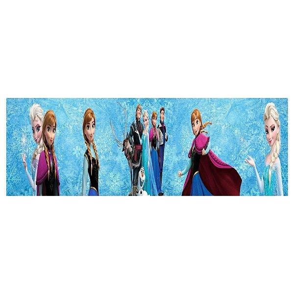 Faixa para Quarto Frozen Anna & Elsa
