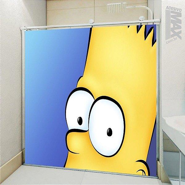 Adesivo Box - Simpsons Bart