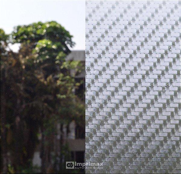 Adesivo Jateado FIBRA DE CARBONO 4D (Largura 1,40m)  - VENDA POR METRO