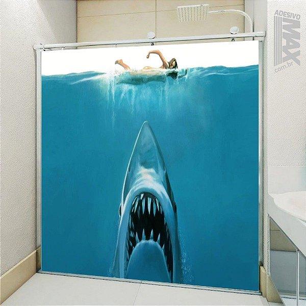 Adesivo Box - Tubarão Faminto 2