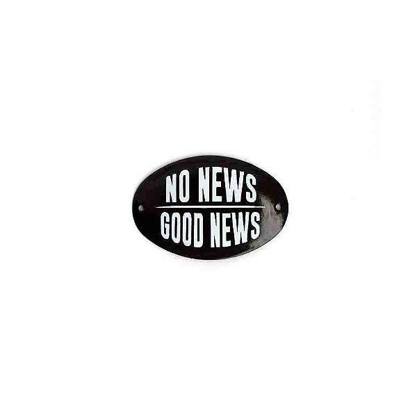 PLACA NO NEWS