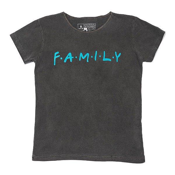 Camiseta Vamvaki Feminina Family