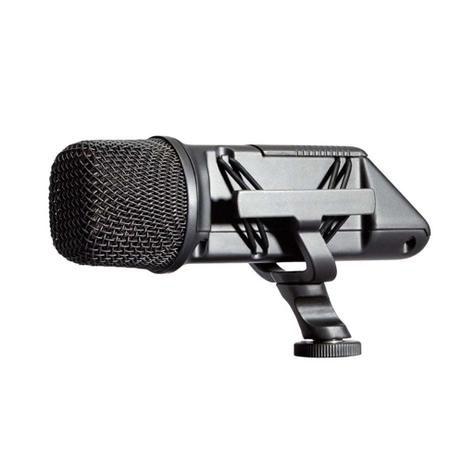 Microfone De Camera Esterio Cond/Cardioide VIDEOMIC X/Y-RODE