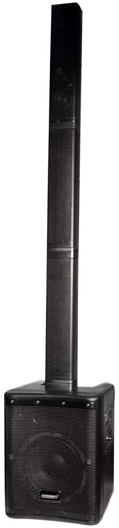 Sistema De Som Portátil Vertical LPA8 C/ BT / USB - Lexsen