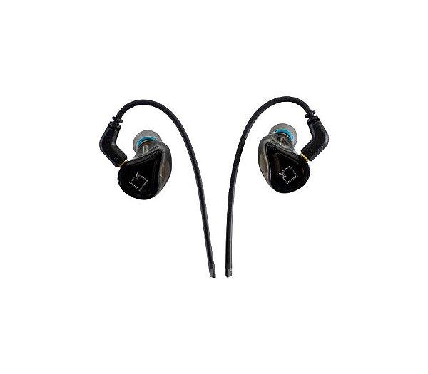 Fone De Ouvido Com Fio IN EAR Monitor IK-325 KOLT