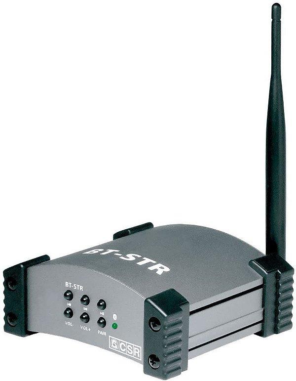Receptor de Áudio BT-STR   C/ Bluetooth   Stereo - CSR