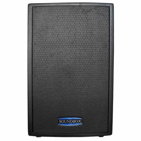 Caixa de Som Ativa MS12 Bi-Amplificada 1000W - Soundbox