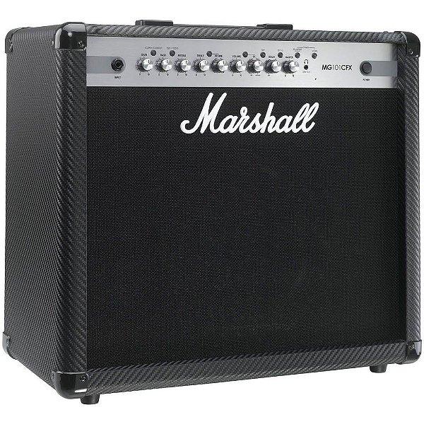 Combo Para Guitarra 100W MG101CFX-B - MARSHALL
