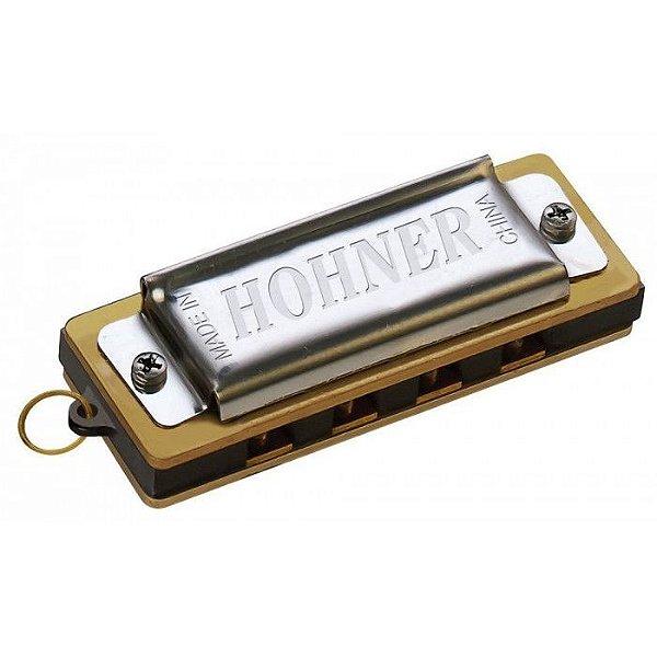 Gaita Mini Harmonica Hohner Mini Harp 125/8 - Hohner