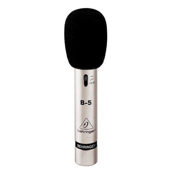 Microfone Condensador Profissional B-5 BEHRINGER
