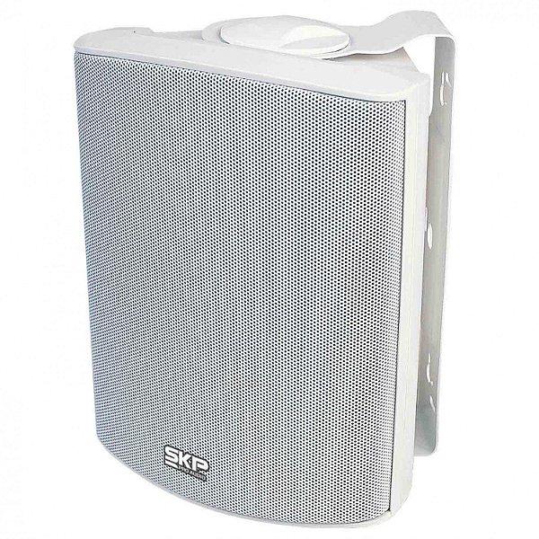 Caixa de Som Ambiente 6 polegadas SKP SK-106 Branca