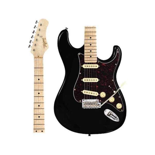 Guitarra Tagima BK LF/TT T-635 Classic BK preto