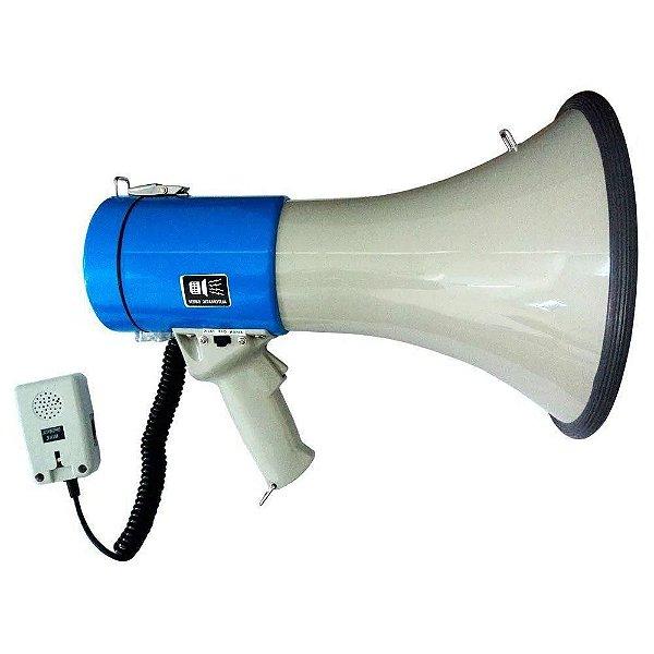 Megafone Com Microfone De Mão 25W SK66 - CSR