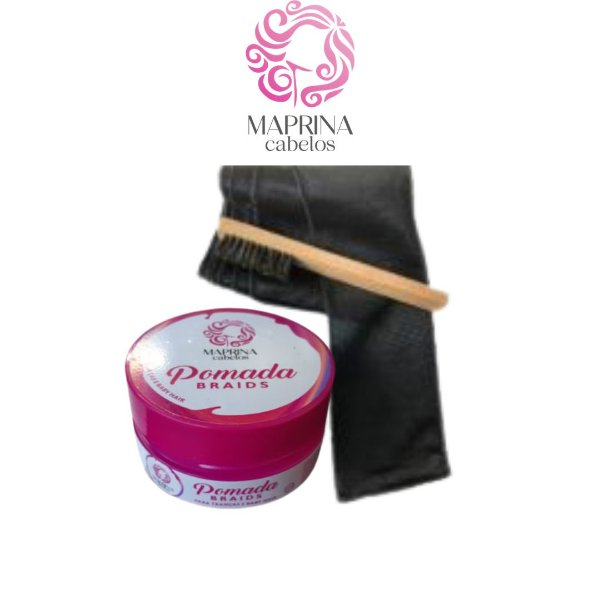 kit Baby Hair (Maprina Cabelos)