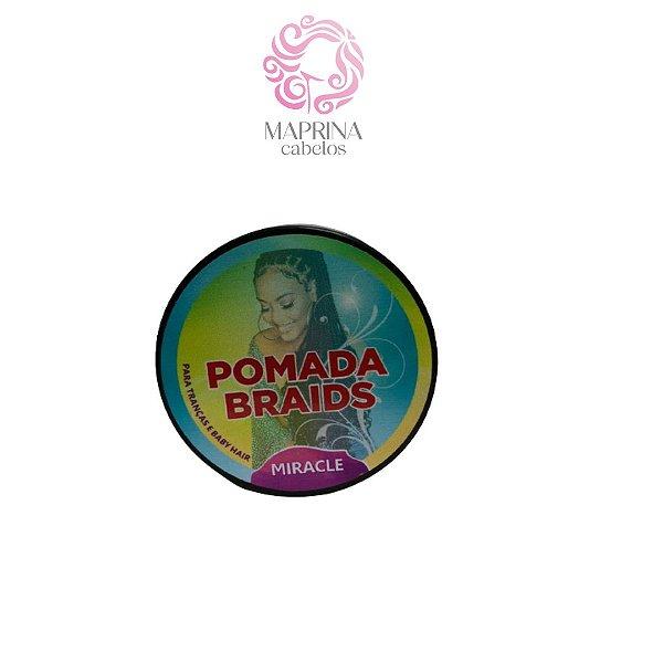 Pomada Braids 150g-MIRACLE