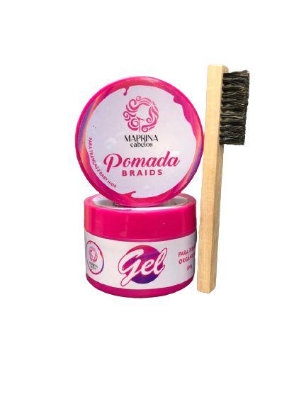 kit 3 Baby Hair  Maprina Cabelos (3 itens)