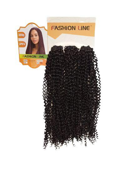 CABELO   Viviana 300GR ( COR 2 castanho escuro  ) fashion line