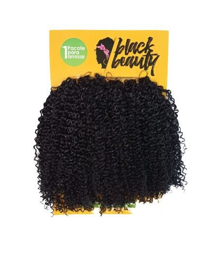 Cabelo  Agata ( cor 2 castanho escuro  ) - Black Beauty