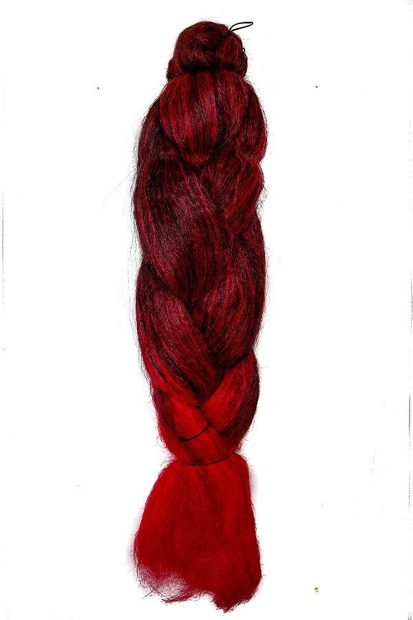 Jumbão 399gr - Ser Mulher (COR 1B/RED - PRETO +VERMELHO)