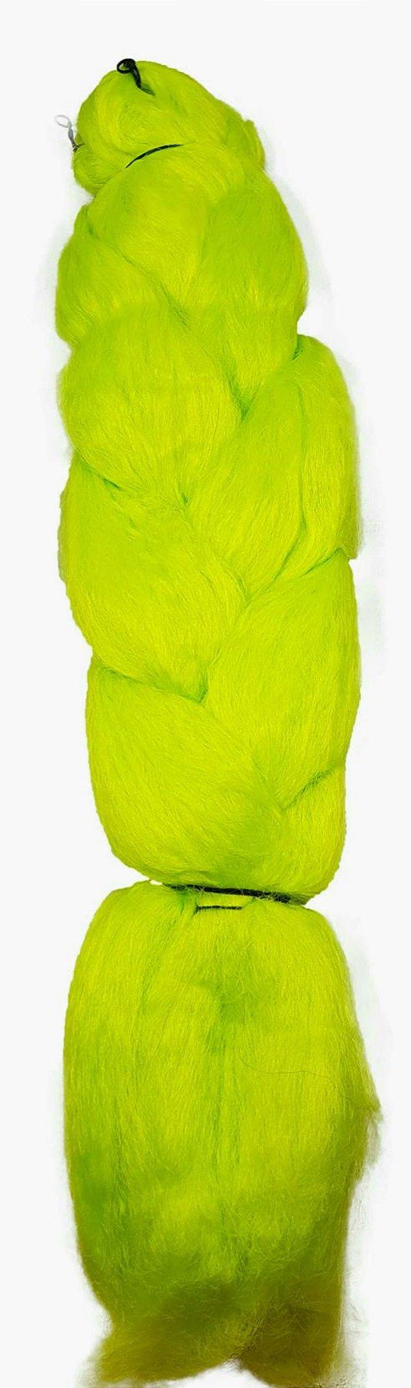 Jumbão 399g - Cherey ( cor Amarelo algodão  - Verde florescente)