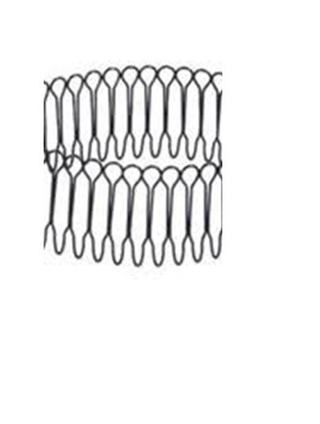 Presilha para Peruca ( Cor Preto - 1 Unidade)