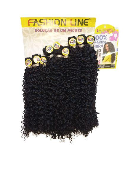 Cabelo O'linda (Olinda) – Fashion Line ( cor 1 Preto)