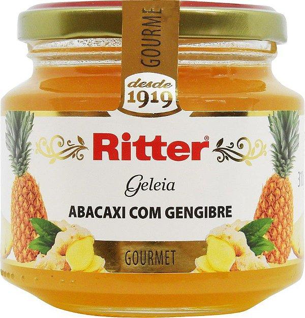 Geleia Gourmet Abacaxi com Gengibre 310g