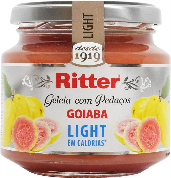 Geleia Light de Goiaba 260g