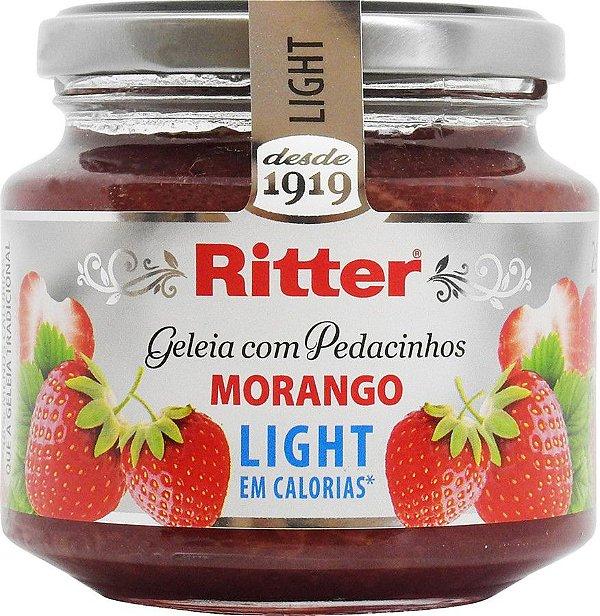 Geleia Light de Morango 260g