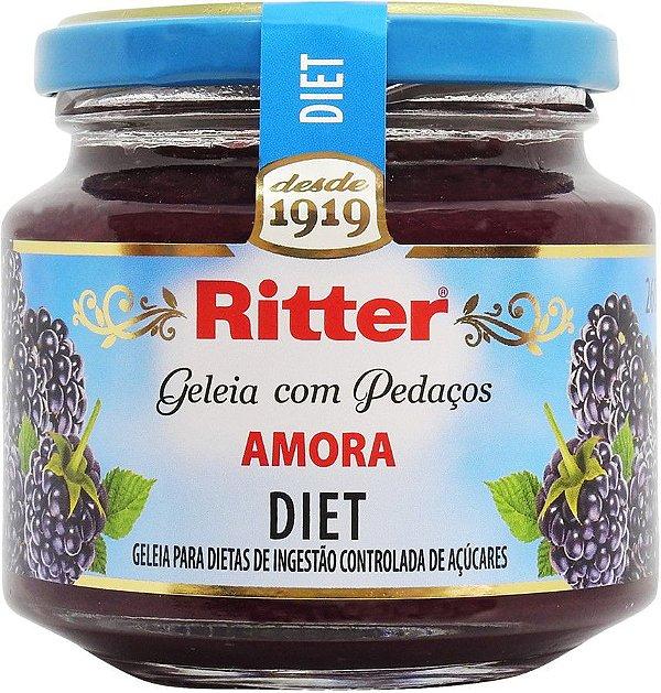 Geleia Diet de Amora 260g