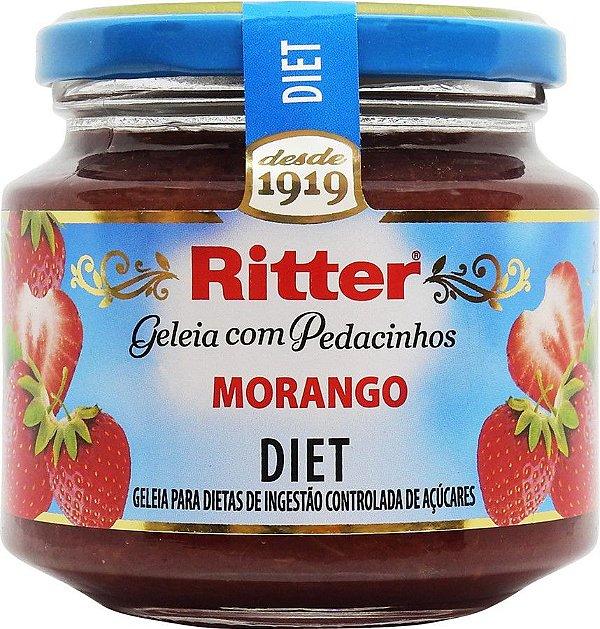 Geleia Diet de Morango 260g