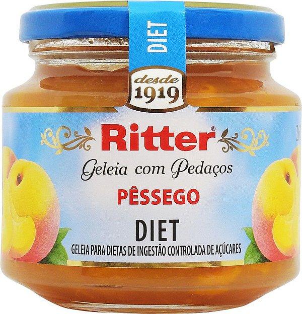 Geleia Diet de Pêssego 260g
