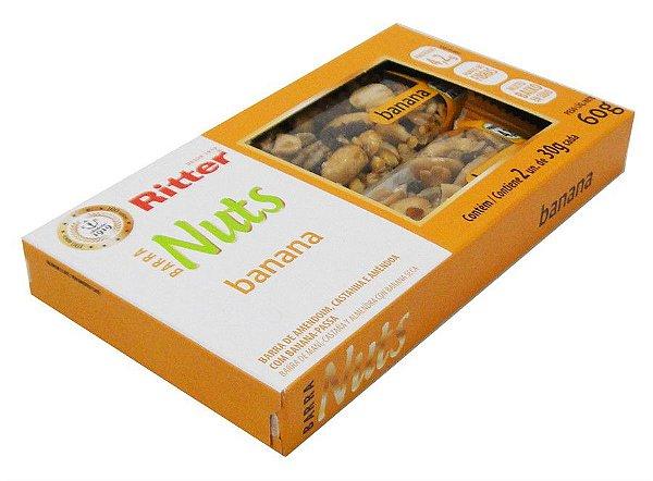 Barra Nuts Banana - 2 un