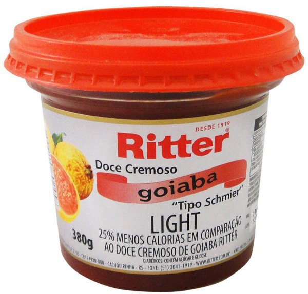 Doce Goiaba Light 380g