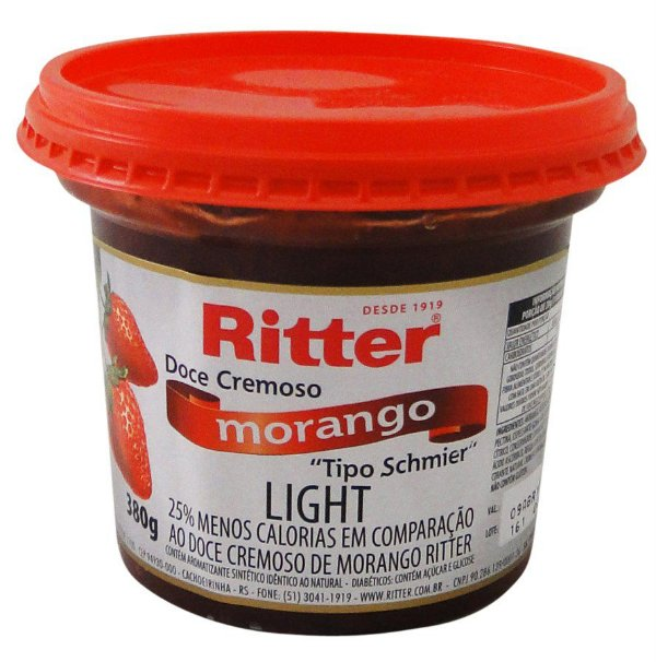 Doce Morango Light 380g