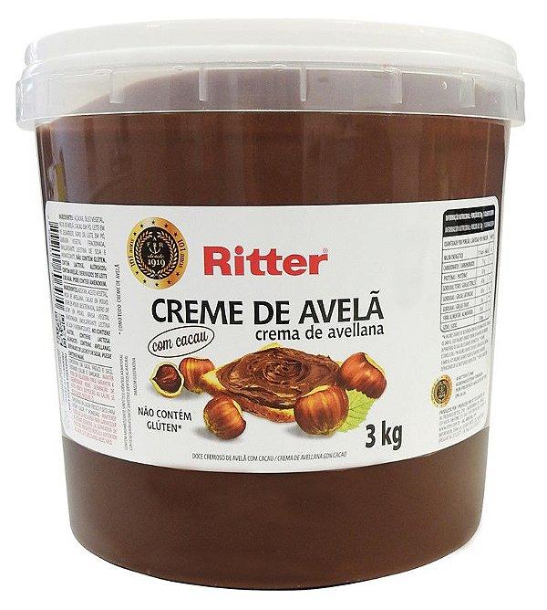 Creme de Avelã com Cacau 3kg